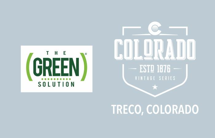 Green Solution Logo for Location in Trecco, Colorado