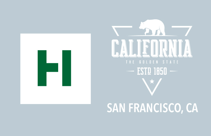 Holistic Logo for San Francisco California